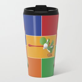 Mario Party Travel Mug