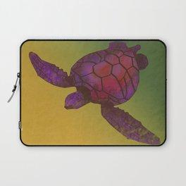 Sea Turtle (warm) Laptop Sleeve