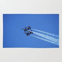 Blue Angels - 2 Rug