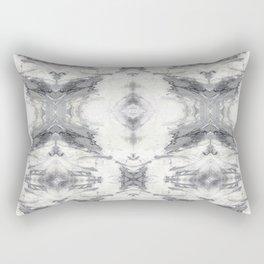 Marbling the stars Rectangular Pillow