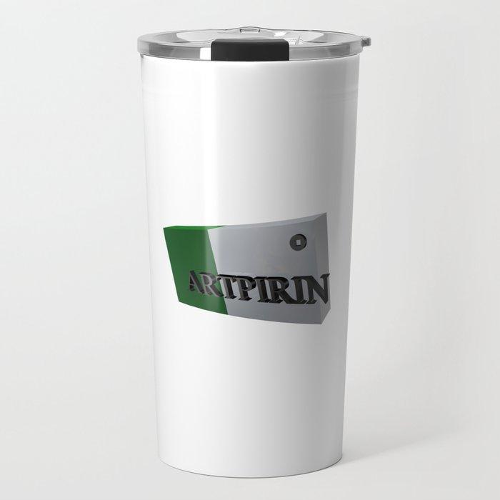 Artpirin Travel Mug