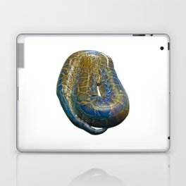 Snakes: Reticulated Python Laptop & iPad Skin