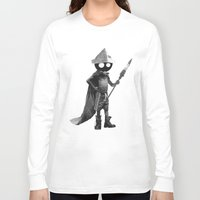 imagination Long Sleeve T-shirts featuring imagination by Seamless