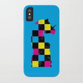 Crazy Knight iPhone Case