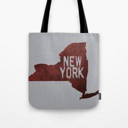 NY State Tote Bag