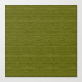 Woodbine Wood Grain Color Accent Canvas Print