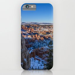 Bryce_Point 8448 - Bryce_Canyon_National_Park, Utah iPhone Case