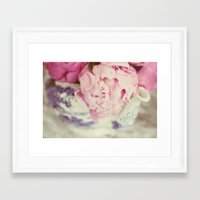 you are so loved Framed Art Prints featuring loved by Beverly LeFevre