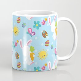 Easter Bunny Egg Hunt Coffee Mug