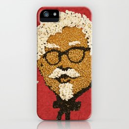 The Kernel iPhone Case