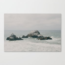 SF Ocean Canvas Print