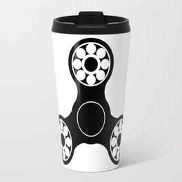 Fidget spinners Travel Mug
