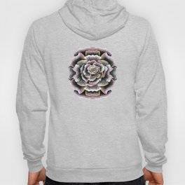 Sweet Pink Rose Hoody