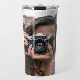 Photographie Travel Mug