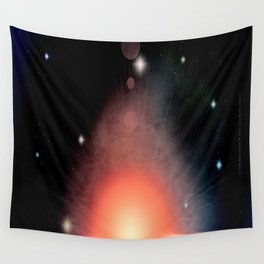 IN THE BEGINNING - 019 Wall Tapestry