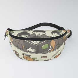 Fab Four Cookbook Fanny Pack