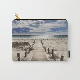 """Cabo de Gata"". Retro serie Carry-All Pouch"