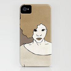 Female Four iPhone (4, 4s) Slim Case