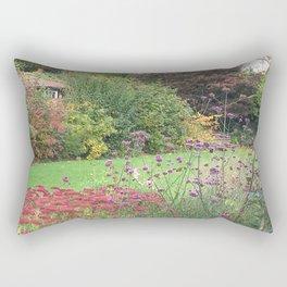 English Summer Rectangular Pillow
