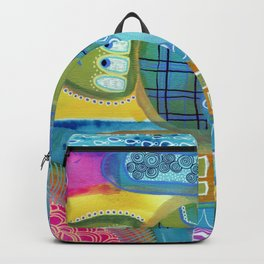 Stream of Consciousness Backpack