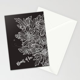 Blooms of Love_Cocoa Bean Stationery Cards