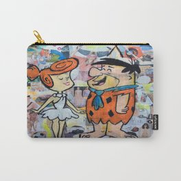 Fred and Wilma Carry-All Pouch