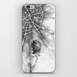 The Web and The Weaver iPhone Skin