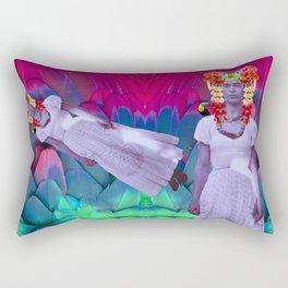 My Frida   My Herοine Rectangular Pillow