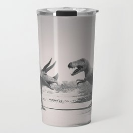 Dinos on The Road Travel Mug