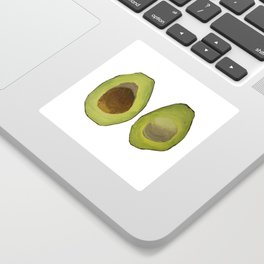 Avocado Sticker