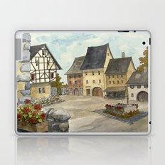 German Village Laptop & iPad Skin