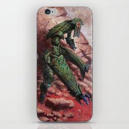 Scavenger Heroes series - 4 iPhone Skin