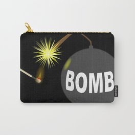 Bomb and Match Carry-All Pouch
