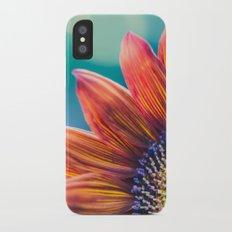 Autumn Welcome Slim Case iPhone X