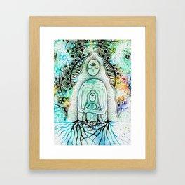 Inner Child (light version) Framed Art Print
