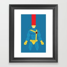 Cyclops Framed Art Print