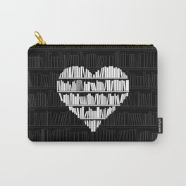 Book Lover Carry-All Pouch