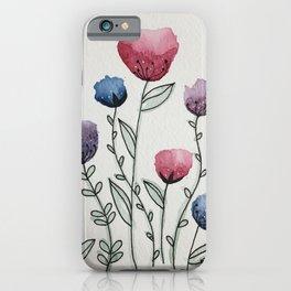 Friendship Flowers- JI iPhone Case