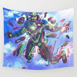 Iron Man Wall Tapestry