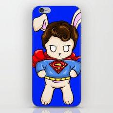 SuperBun iPhone & iPod Skin