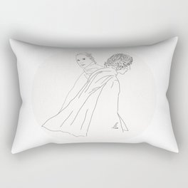 Force Rectangular Pillow
