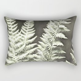Fantasy Feather Like Fern Rectangular Pillow
