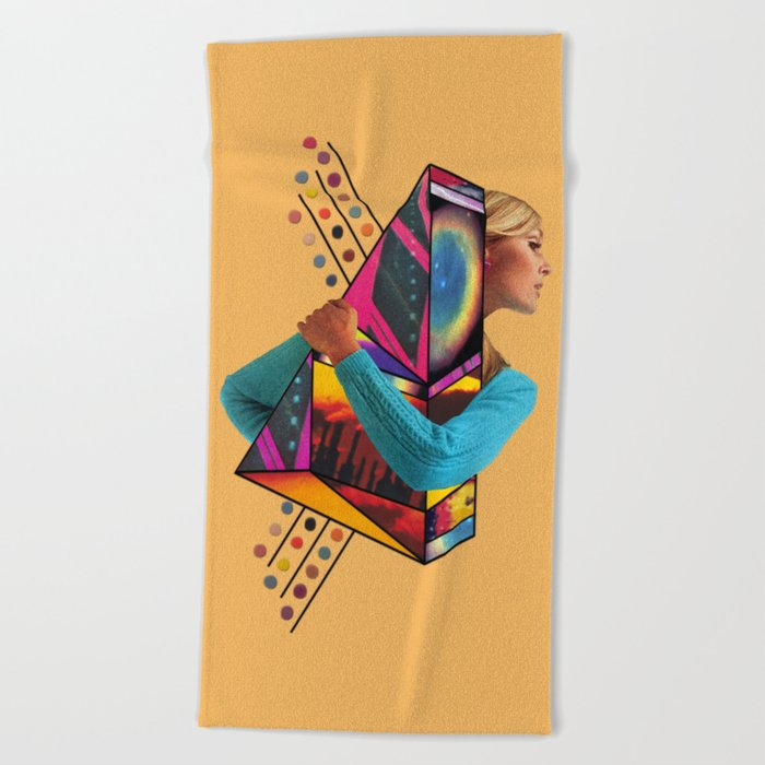 Stockholm Syndrome Beach Towel
