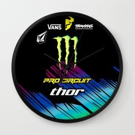 Thor Pro Circuit Wall Clock