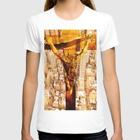 jesus T-shirts featuring Jesus by Ganech joe