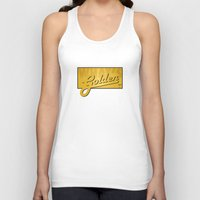 hiphop Tank Tops featuring HipHop Anthem : Jurassic 5 by Lbert