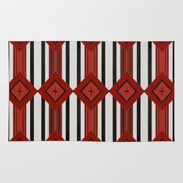 Chief Blanket 1800's Rug
