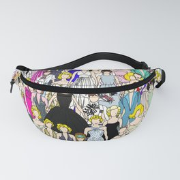 Punks Two Fanny Pack