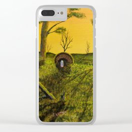 Evening Dual (2014) Clear iPhone Case