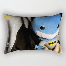 Batfan Rectangular Pillow